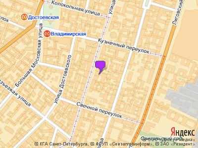Севзапинвестпромбанк Марата ул., Дополнительный офис Центральный : отзывы о банках