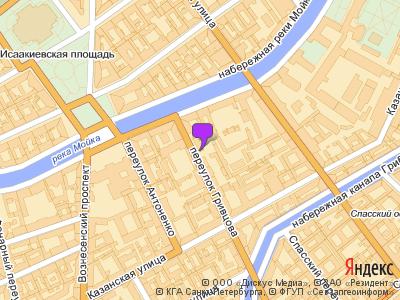 Нордеа Банк пер. Гривцова, 4 А, Дополнительный офис «Адмиралтейский» : отзывы о банках