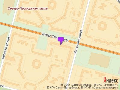 Ситибанк ул. Савушкина, 118 А, Отделение Приморское : отзывы о банках