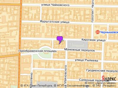 ЮниКредит Банк Кирочная ул., Дополнительный офис Кирочная : отзывы о банках